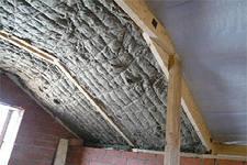 Материалы для утепления крыш