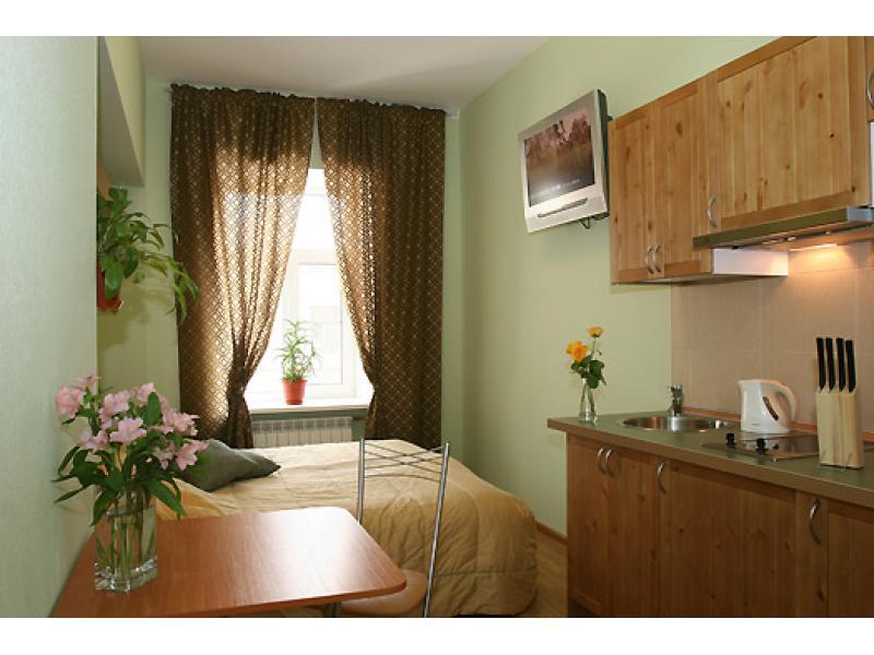 Недорогое комфортабельное жилье в Питере