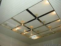 Рекомендации по установке пластикового подвесного потолка