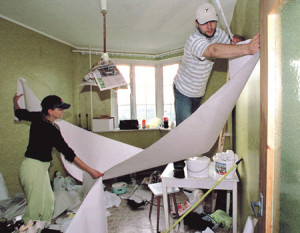 Ремонт квартиры с самого начала