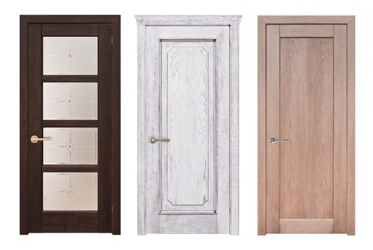 двери-массив