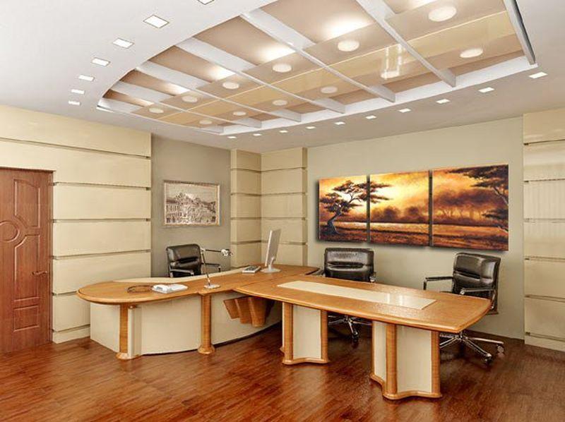 Интерьер офиса - eremontru
