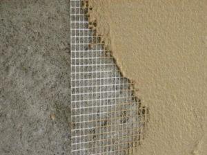 стеклосетка для стены