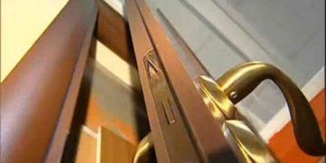 избавится от скрипа двери