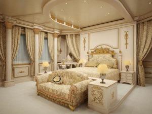 спальня ампир
