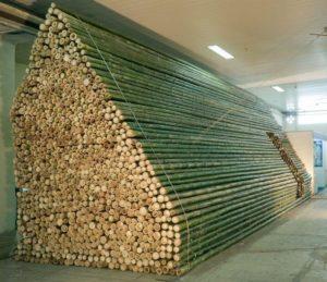 сортировка бамбука