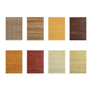 цветной бамбук
