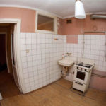 ремонт кухни 6м