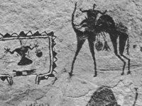 фрески в интерьере