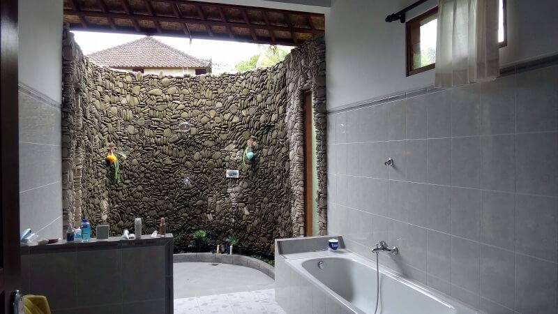 душевая или ванна