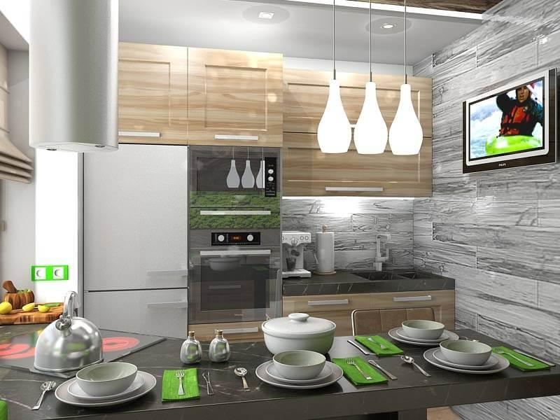 кухня по феншуй