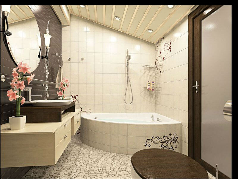ванная по феншуй
