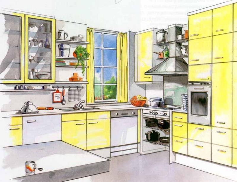 комфортная-кухня