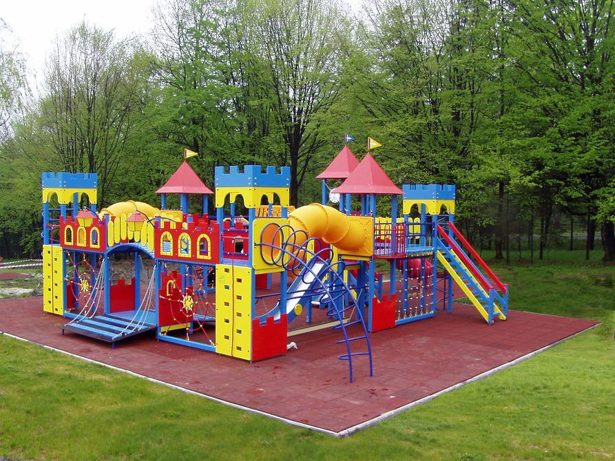 Лидер конкурс детские площадки
